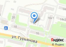 Компания «FotoSTart» на карте