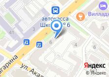 Компания «Общежитие МГТУ им. Н.Э. Баумана» на карте