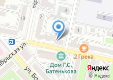 Компания «ТСЖ на ул. Вооружённого восстания» на карте