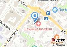 Компания «Борское АвтоСтекло» на карте