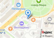 Компания «Колесо» на карте