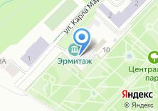 Компания «Паприка» на карте