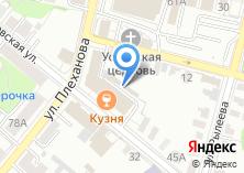 Компания «Фонд поддержки строительства доступного жилья в Калужской области» на карте