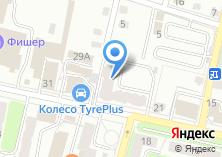 Компания «Корпорация развития Калужской области» на карте