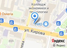 Компания «Веб Промо Калуга Россия» на карте