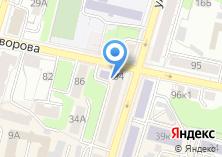 Компания «Фестивальный» на карте