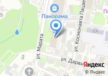 Компания «Территориальный орган Федеральной службы государственнной статистики по Калужской области» на карте