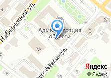 Компания «Уполномоченный по правам человека в Калужской области» на карте