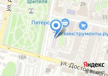 Компания «ШЕБЕКА» на карте
