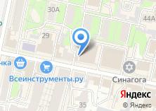 Компания «Блинлайн» на карте