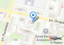 Компания «КАДВИ участковый пункт полиции» на карте