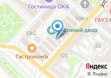 Компания «УФМС России по Калужской области» на карте