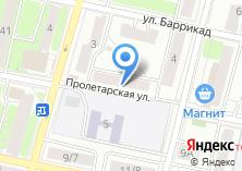 Компания «Калуга Лифтремстрой» на карте