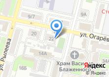 Компания «КАДВИ» на карте