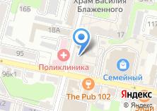Компания «Эпоха» на карте