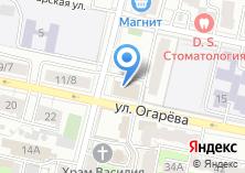 Компания «MGR-сервис» на карте