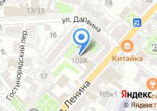 Компания «Таможенный представитель франко-сервис г.» на карте