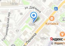 Компания «Мобильные Планетарии АСТРО» на карте