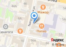 Компания «СотиКомп-сервис» на карте