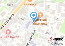 Компания «Жилсервис» на карте