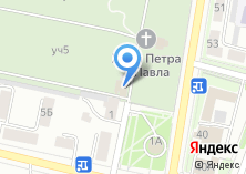 Компания «Пятницкое кладбище» на карте