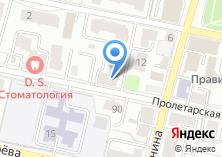 Компания «СвязьЭнергоСервис» на карте