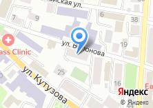 Компания «Общежитие МИИТ» на карте