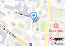 Компания «ТЦ Компас» на карте