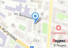 Компания «БТ-Сервис» на карте