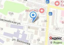 Компания «КПРФ Коммунистическая партия РФ» на карте