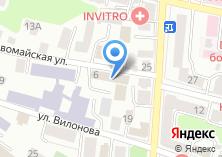 Компания «ВИТА-Центр социальных услуг» на карте