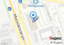 Компания «PQM RUS» на карте