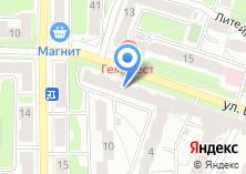 Компания «АВТО-ДЕТАЛЬ» на карте