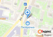 Компания «Щербинские лифты-Калуга» на карте
