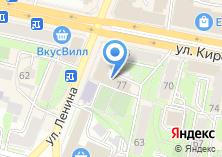 Компания «ПИ-8 Плюс» на карте