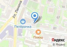 Компания «Дом здоровья» на карте