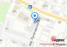 Компания «НП ФЕДЕРАЦИЯ СУДЕБНЫХ ЭКСПЕРТОВ» на карте