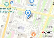 Компания «Калугаблагоустройство» на карте