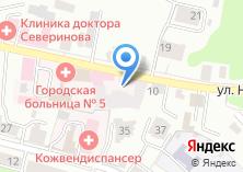 Компания «Автостоянка на ул. Никитина» на карте