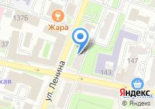 Компания «Мобилайф» на карте