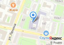 Компания «Sushi City» на карте
