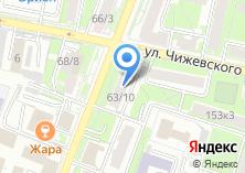Компания «Служба Памяти» на карте