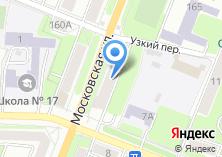 Компания «Отделения почтовой связи» на карте