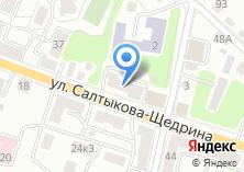 Компания «Здоровье магазин медицинских товаров» на карте