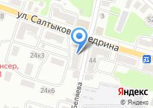 Компания «КЭМЗ участковый пункт полиции» на карте