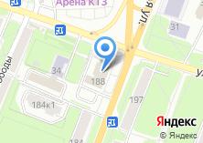 Компания «Управление социальной защиты г. Калуги по Октябрьскому округу» на карте