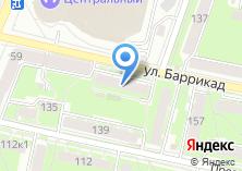 Компания «Служба эвакуации транспорта» на карте