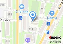 Компания «Мир Холода» на карте