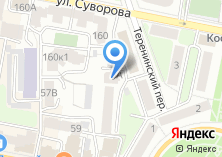 Компания «КАМИН центр разработки» на карте