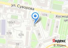 Компания «БАИС» на карте